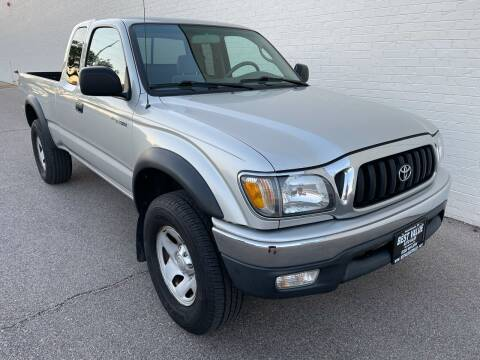 2003 Toyota Tacoma for sale at Best Value Auto Sales in Hutchinson KS