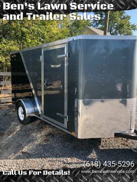 2020 Doolittle BL6X12S for sale at Ben's Lawn Service and Trailer Sales in Benton IL