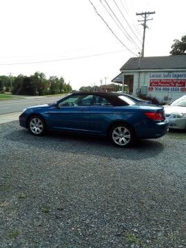 2010 Chrysler Sebring for sale at Locust Auto Imports in Locust NC