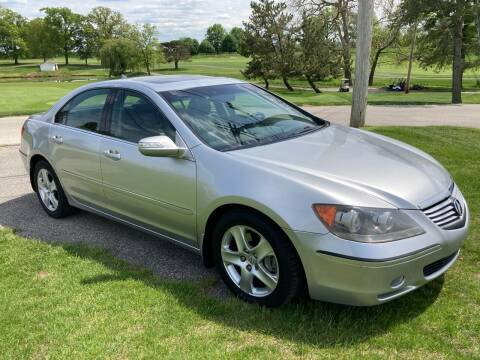 2005 Acura RL for sale at Good Value Cars Inc in Norristown PA