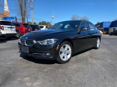 2018 BMW 3 Series for sale at iDeal Auto in Raleigh NC