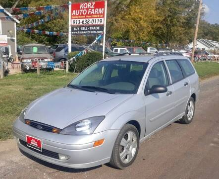 2004 Ford Focus for sale at Korz Auto Farm in Kansas City KS