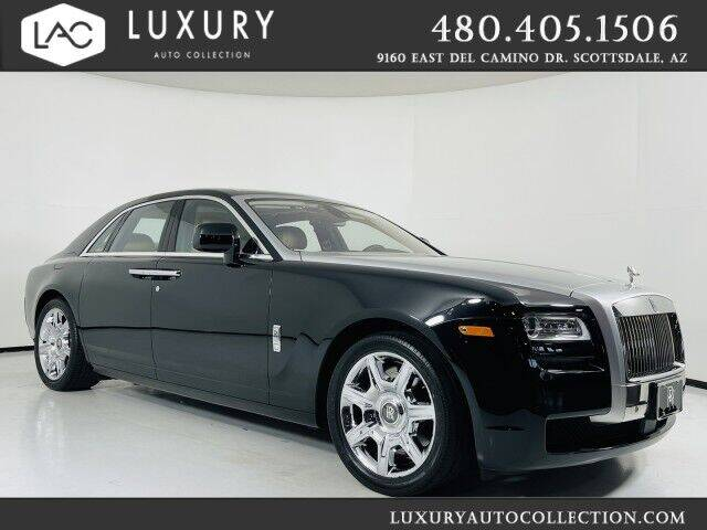2010 Rolls-Royce Ghost for sale at Luxury Auto Collection in Scottsdale AZ