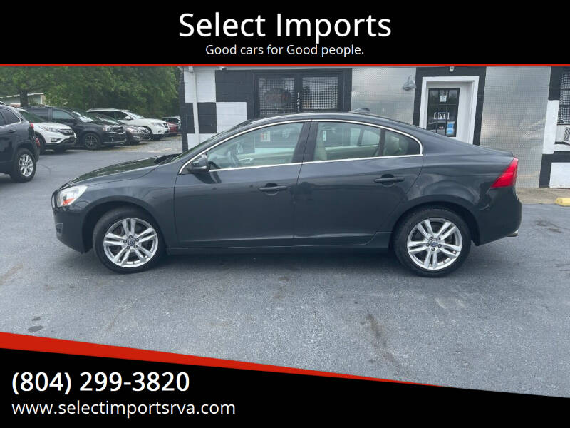 2013 Volvo S60 for sale at Select Imports in Ashland VA
