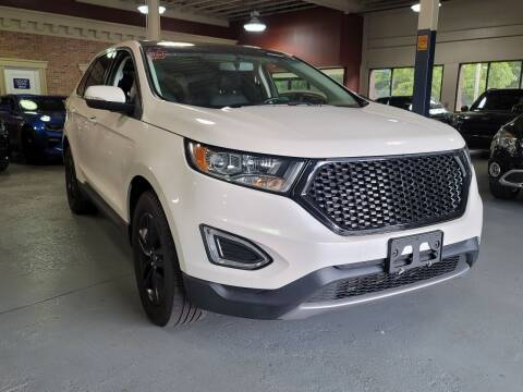 2017 Ford Edge for sale at AW Auto & Truck Wholesalers  Inc. in Hasbrouck Heights NJ