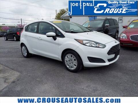 2015 Ford Fiesta for sale at Joe and Paul Crouse Inc. in Columbia PA