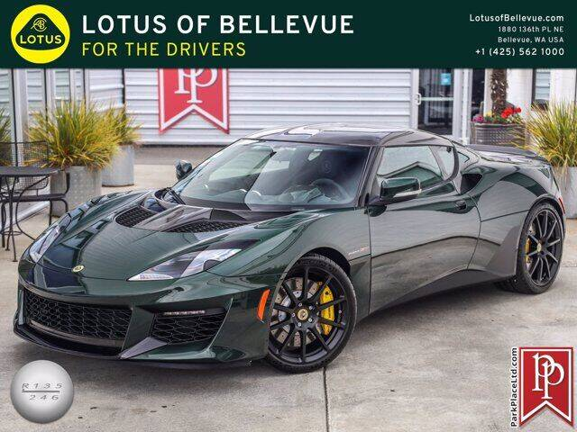 2021 Lotus Evora GT for sale in Bellevue, WA