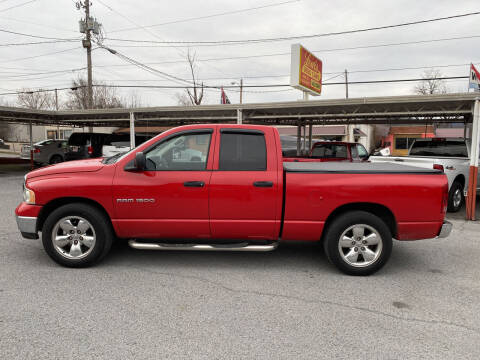 2004 Dodge Ram Pickup 1500 for sale at Lewis Used Cars in Elizabethton TN