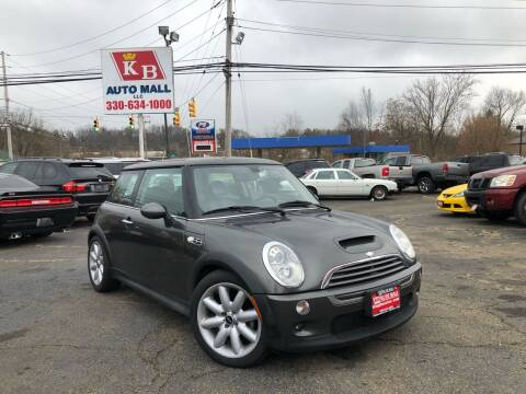 2006 MINI Cooper for sale at KB Auto Mall LLC in Akron OH