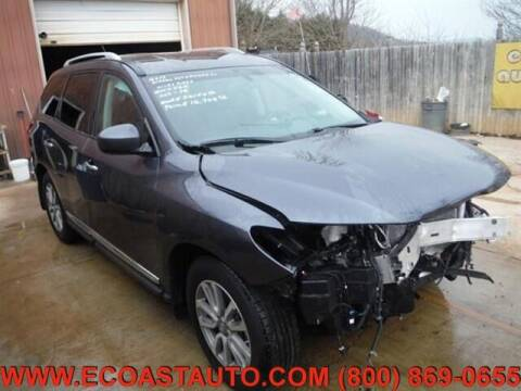 2013 Nissan Pathfinder for sale at East Coast Auto Source Inc. in Bedford VA