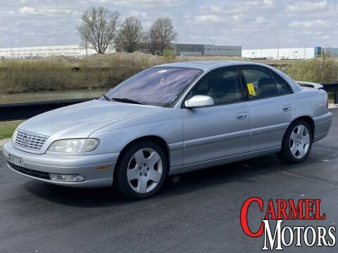 2001 Cadillac Catera for sale at Carmel Motors in Indianapolis IN