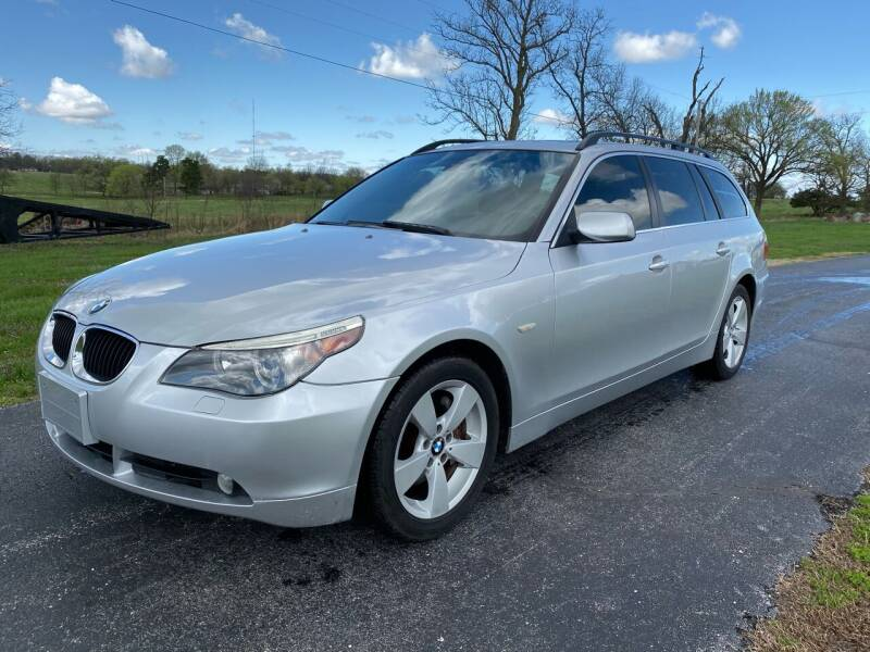 2006 BMW 5 Series for sale at Champion Motorcars in Springdale AR