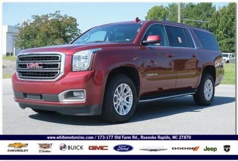 2020 GMC Yukon XL for sale at WHITE MOTORS INC in Roanoke Rapids NC