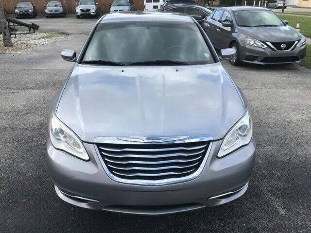 2013 Chrysler 200 for sale at Denny's Auto Sales in Fort Myers FL