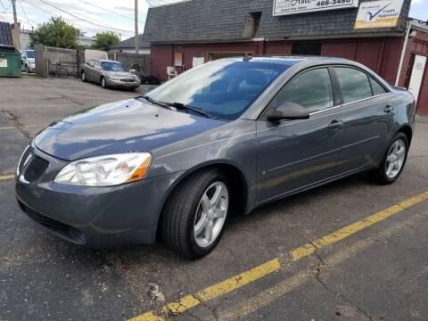 2009 Pontiac G6 for sale at DALE'S AUTO INC in Mt Clemens MI