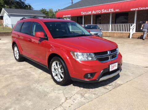 2014 Dodge Journey for sale at Taylor Auto Sales Inc in Lyman SC