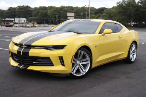 2016 Chevrolet Camaro for sale at Auto Guia in Chamblee GA
