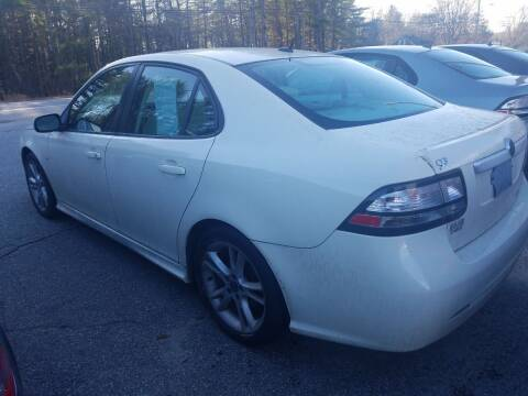 2008 Saab 9-3 for sale at Lewis Auto Sales in Lisbon ME