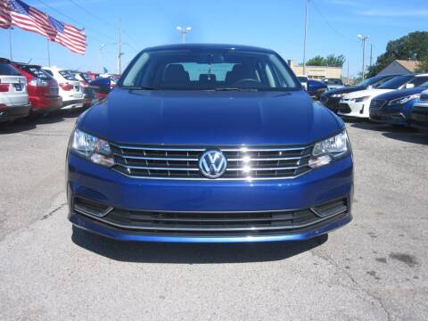 2016 Volkswagen Passat for sale at T & D Motor Company in Bethany OK