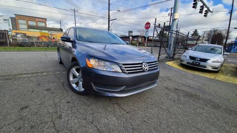 2015 Volkswagen Passat for sale at Paisanos Chevrolane in Seattle WA