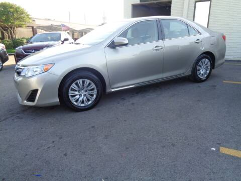 2014 Toyota Camry for sale at ACH AutoHaus in Dallas TX