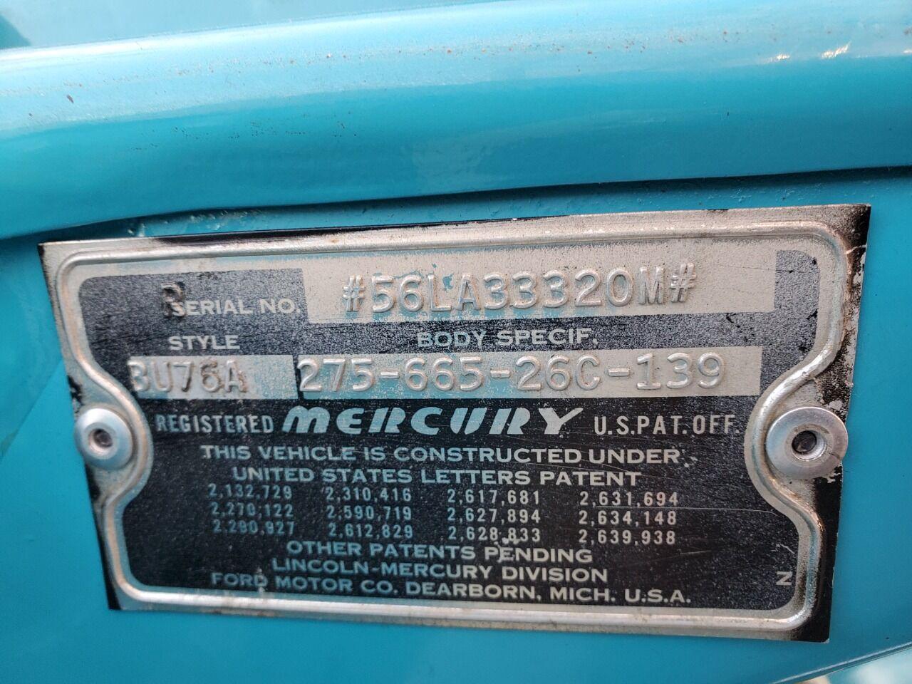 1956 Mercury Custom 50