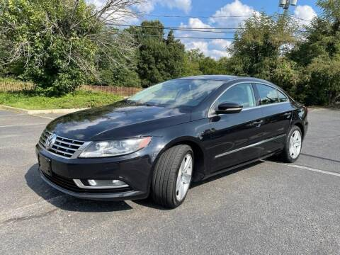 2013 Volkswagen CC for sale at Ultimate Motors in Port Monmouth NJ