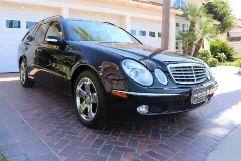 2006 Mercedes-Benz E-Class for sale at Newport Motor Cars llc in Costa Mesa CA