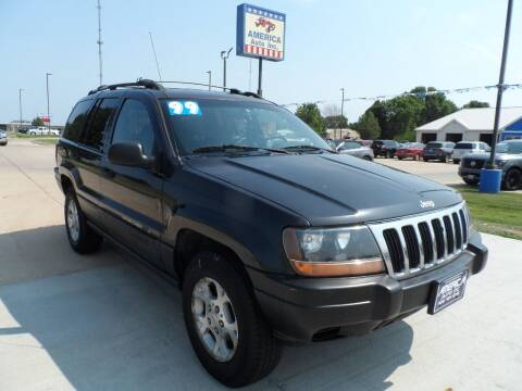 1999 Jeep Grand Cherokee for sale at America Auto Inc in South Sioux City NE