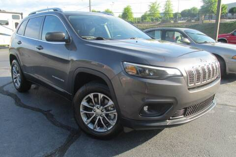 2019 Jeep Cherokee for sale at Tilleys Auto Sales in Wilkesboro NC