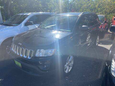 2013 Jeep Compass for sale at BUY RITE AUTO MALL LLC in Garfield NJ