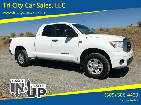 2009 Toyota Tundra for sale at Tri City Car Sales, LLC in Kennewick WA
