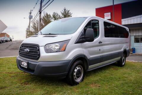 2016 Ford Transit Passenger for sale at Quality Auto Center of Springfield in Springfield NJ