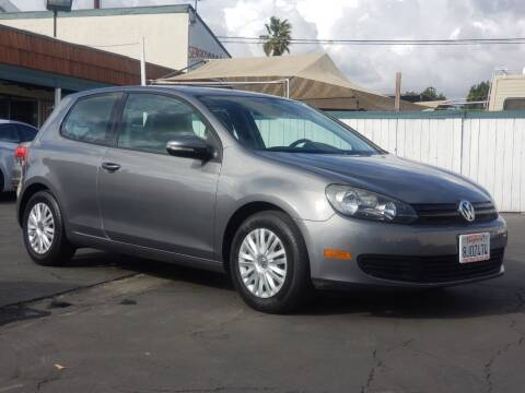 2010 Volkswagen Golf for sale at First Shift Auto in Ontario CA