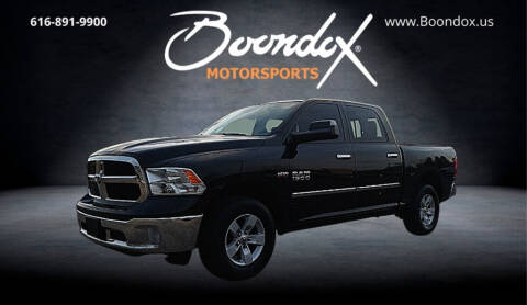 2017 RAM Ram Pickup 1500 for sale at Boondox Motorsports in Caledonia MI