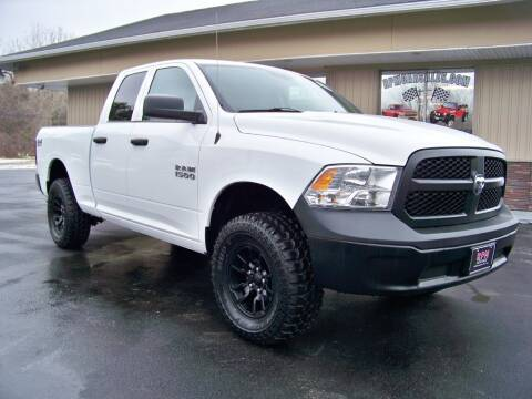 2018 RAM Ram Pickup 1500 for sale at RPM Auto Sales in Mogadore OH