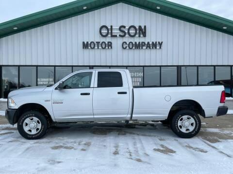 2014 RAM Ram Pickup 2500 for sale at Olson Motor Company in Morris MN