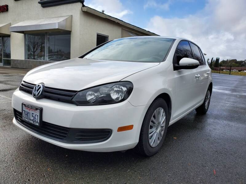2013 Volkswagen Golf for sale at 707 Motors in Fairfield CA