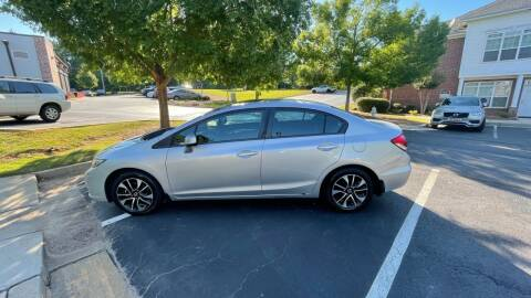 2013 Honda Civic for sale at A Lot of Used Cars in Suwanee GA