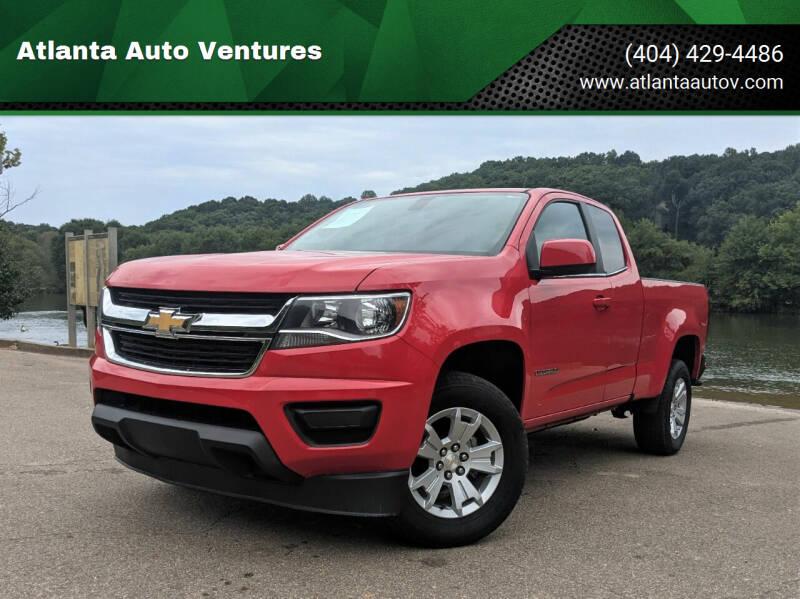 2018 Chevrolet Colorado for sale at Atlanta Auto Ventures in Roswell GA