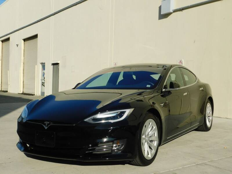 2017 Tesla Model S for sale at Conti Auto Sales Inc in Burlingame CA