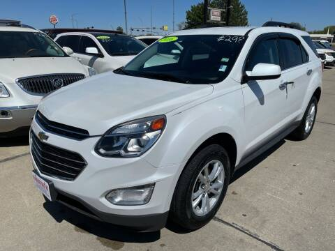 2016 Chevrolet Equinox for sale at De Anda Auto Sales in South Sioux City NE