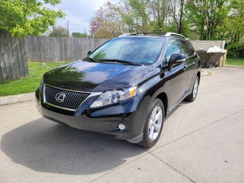 2012 Lexus RX 350 for sale at Harold Cummings Auto Sales in Henderson KY