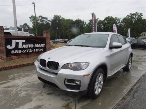 2013 BMW X6 for sale at J T Auto Group in Sanford NC
