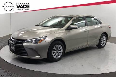 2016 Toyota Camry for sale at Stephen Wade Pre-Owned Supercenter in Saint George UT