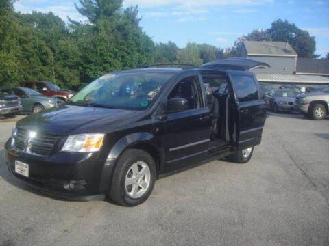 2010 Dodge Grand Caravan for sale at Manchester Motorsports in Goffstown NH