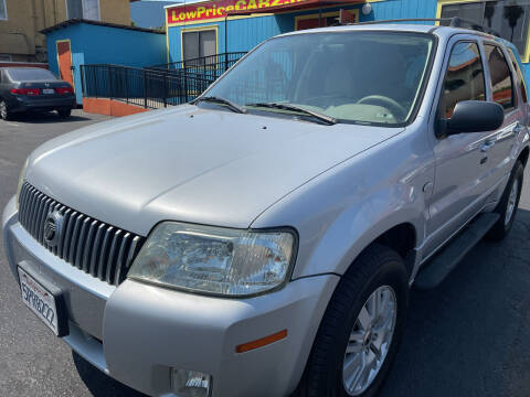 2005 Mercury Mariner for sale at CARZ in San Diego CA