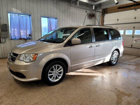 2014 Dodge Grand Caravan for sale at Sand's Auto Sales in Cambridge MN