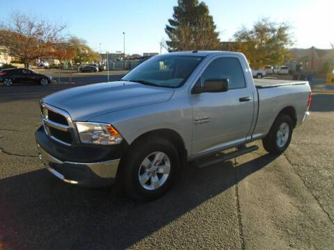 2017 RAM Ram Pickup 1500 for sale at Team D Auto Sales in St George UT