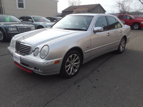 2002 Mercedes-Benz E-Class for sale at GREAT MEADOWS AUTO SALES in Great Meadows NJ